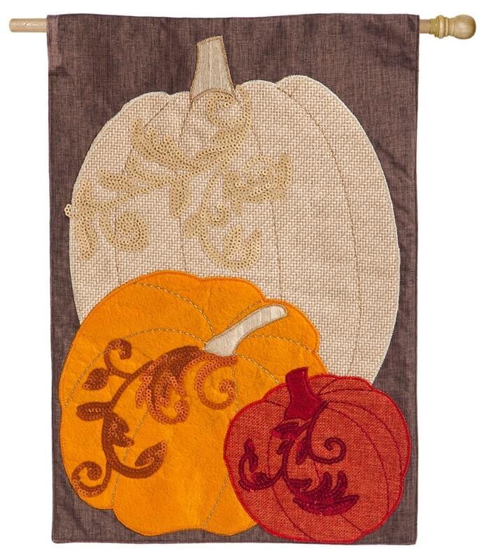 Pumpkin-Trio